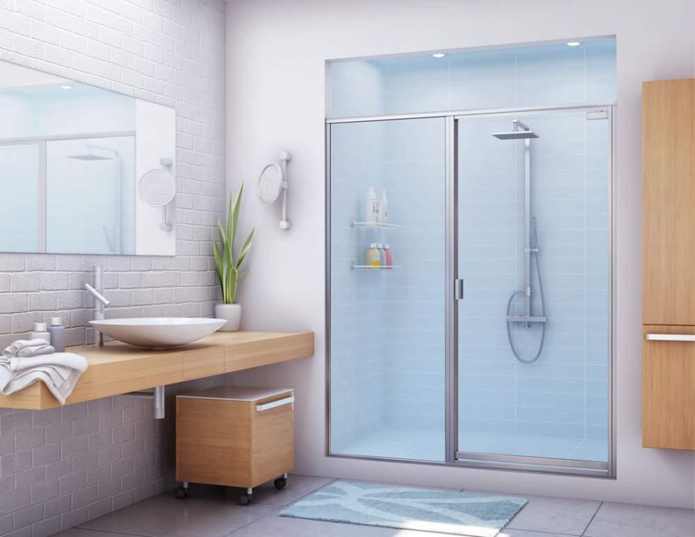 Bath & Shower : Ajax Glass & Mirrors | Serving the DFW Metroplex